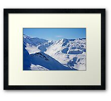 Gasteinertal Alps #1 Framed Print