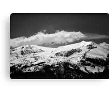 Hoosier Pass Canvas Print