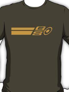 XY GS Falcon Stripes -  Gold T-Shirt