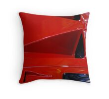 Vented GT40 Throw Pillow