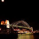 Sydney Harbour Bridge by Drew Walker