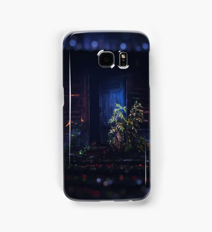 Door Samsung Galaxy Case/Skin