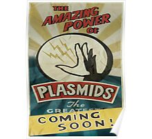 BioShock – The Amazing Power of Plasmids! Poster