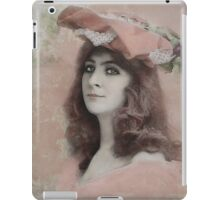 A Splendid Hat iPad Case/Skin