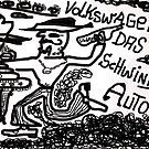 Volkswagen Das Auto - 2015 . Doctor Faustus. Happening. by © Andrzej Goszcz,M.D. Ph.D