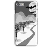 Happy Haunting iPhone Case/Skin
