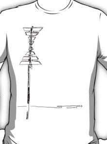 Seamark west T-Shirt