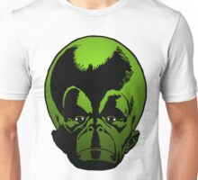 Big Green Mekon Head the second Unisex T-Shirt
