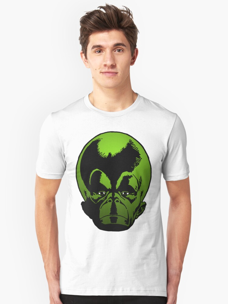 Big Green Mekon Head the second by PROM11