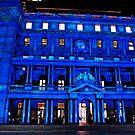 Blue Customs by TonyCrehan