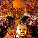 3 Buddhas by Drew Walker