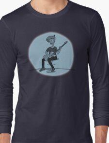 The Guitar Player Long Sleeve T-Shirt