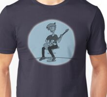 The Guitar Player Unisex T-Shirt