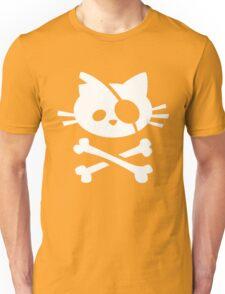 Pirate Cat Unisex T-Shirt