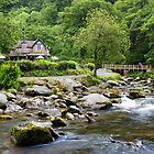 Watersmeet Nr Lynmouth.Exmoor by David-J