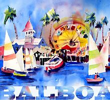 Balboa FunZone Sails by johndunn