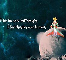 Le Petit Prince by SmallWheel