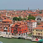 View of Venice by Tamara  Kaylor