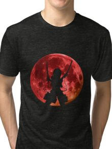 attack on titan mikasa ackerman anime manga shirt Tri-blend T-Shirt