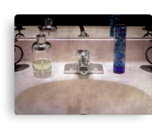Remember to wash your hands!!! Canvas Print
