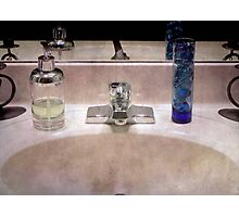 Remember to wash your hands!!! Photographic Print