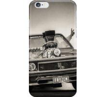 FRYZEM UBC Burnout iPhone Case/Skin