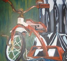 Childhood Tricycle by Jasna2020