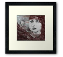 Lunatique Framed Print