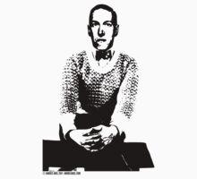 Federico García Lovecraft by Andrés Abel