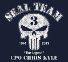 US Sniper Chris Kyle American Legend One Piece - Long Sleeve