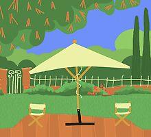 Villa in the Sun by Nigel Silcock