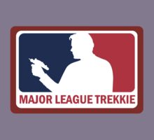 Major League Trekkie Kids Tee