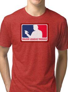 Major League Trekkie Tri-blend T-Shirt