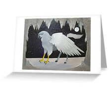 Hippogriff Greeting Card