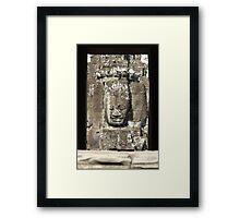 Framed Buddha Framed Print