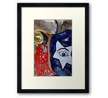 Cows On Parade Framed Print