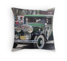 Cadillac La Salle Coupe Throw Pillow