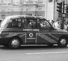 London Calling by perrycass