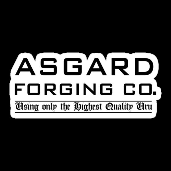ASGARD FORGING COMPANY by Keez