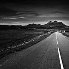 the road to Torridon by Dorit