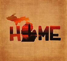 Home: Michigan by Kadwell