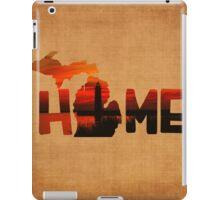 Home: Michigan iPad Case/Skin