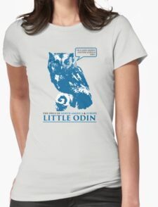 Little Odin Womens Fitted T-Shirt