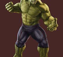 Age of Ultron Hulk by Manuel Torres