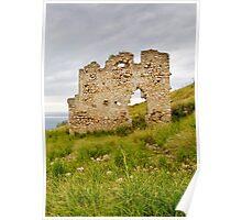 Coast of Calabria (R) Poster