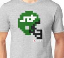 Tecmo Bowl - New York - 8-bit - Mini Helmet shirt Unisex T-Shirt