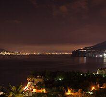 Sorrento to Napoli by Richard Hepworth