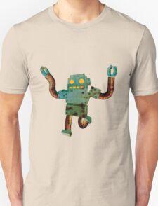 Rusty the retarded robot  T-Shirt