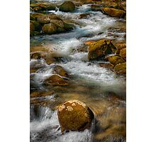 Big Creek  Photographic Print