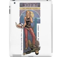 BUFFY THE VAMPIRE SLAYER - BEEP ME iPad Case/Skin